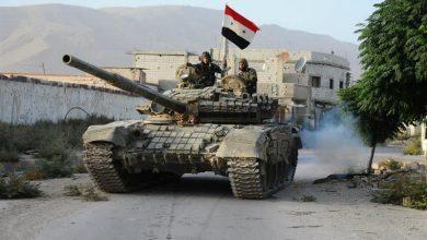 صورة نظام الأسد يهـ.ـدد بتـ.ـدمير منازل مدينة سورية بالكامل.. إليكم التفاصيل