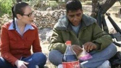 """صورة أحبته.. وجعلت من نفسها د.رعاً حامياً له.. """"تاليا"""" التي واجهت دولتها إسرائيل لأجل الزبيدي"""
